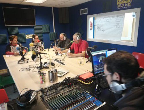 @omcescuela: Entrevista al equipo de Ábrete Camino
