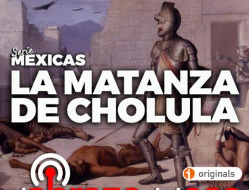 El Abrazo del Oso: La matanza de Cholula